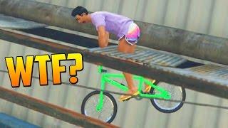 100% IMPOSIBLE! SUPER BUG!! - Gameplay GTA 5 Online Funny Moments (Carrera GTA V PS4)