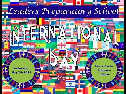 Leaders Preparatory School International Day Parade 2014