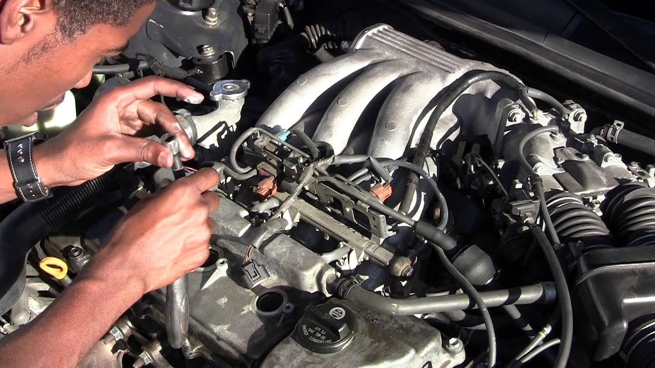 medium resolution of change lexus es300 spark plugs the easy 3
