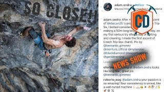 Adam Ondra Gets MIGHTY Close To The 9b Counter | Climbing Daily Ep.1278