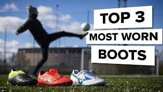 Best football boots right now | What's in our bag