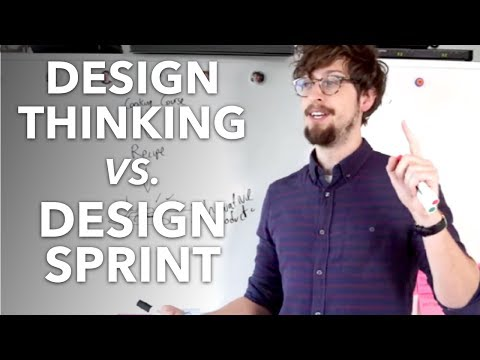 Design Thinking vs. Design Sprint - What's the difference?