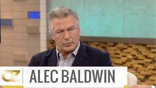 Alec Baldwin on His Fatherhood Challenges