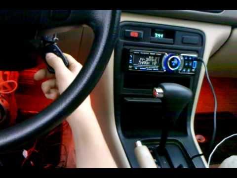 1995 Honda Accord Interior Led Youtube