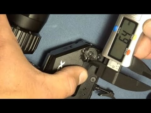 How to reset your hammer wheel to MAX on the FX Crown