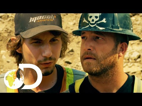 Gold Rush | SEASON 8 | Parker Loses His Patience With Rick Ness