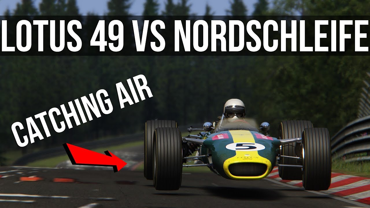 How Fast Can This 60's Formula 1 Icon Lap The Nordschleife?