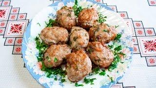 ГРЕЧАНИКИ С МЯСОМ ,просто и вкусно Как приготовить гречаники с мясом