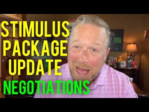 Stimulus Negotiations Update 9/16 [Unemployment, Stimulus Checks, PPP, Self-Employed] 9/16
