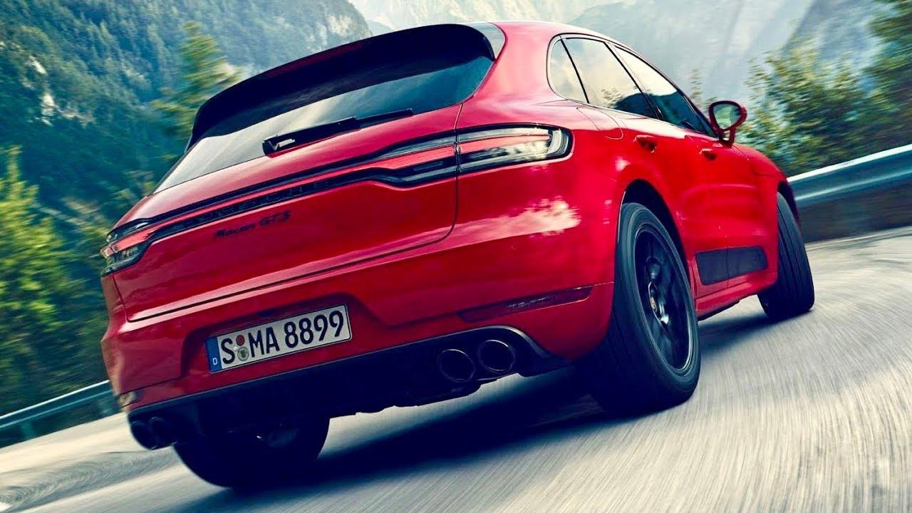 2021 Porsche Macan Turbo Interior