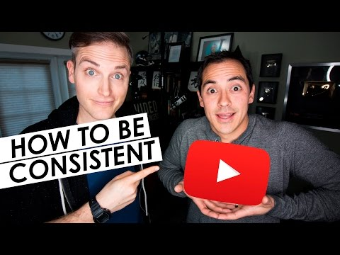 How to Be Consistent on YouTube — 5 Tips