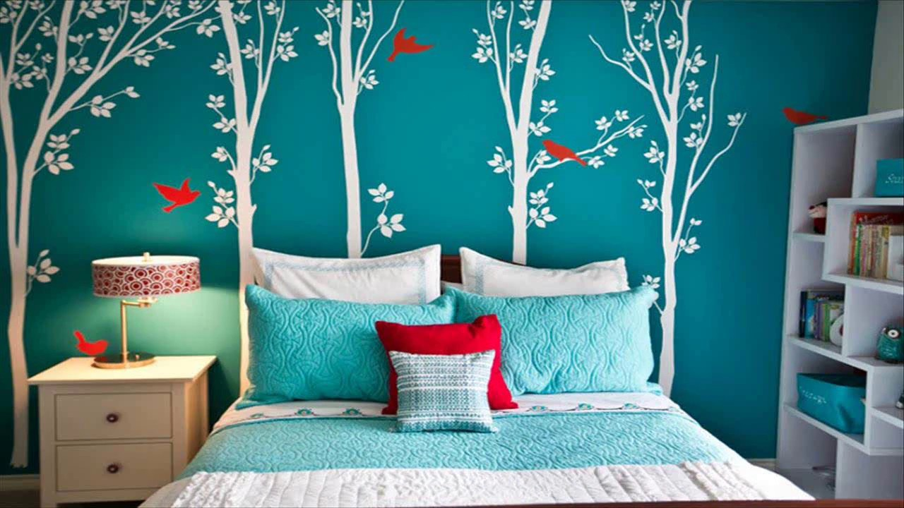 marvellous teenage girl bedroom color ideas | Teenage Girl Bedroom Ideas Wall Colors - YouTube