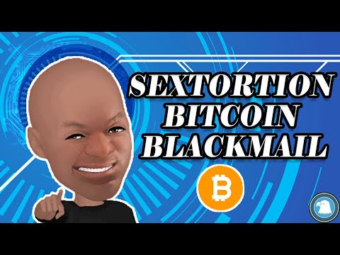 Sextortion Bitcoin Blackmail Emails With Password