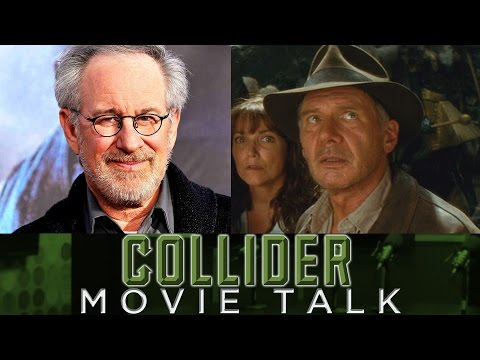 Collider Movie Talk - Steven Spielberg Won't Kill Indiana Jones