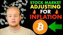 BITCOIN READY TO MOVE UP?! ↑ Why is the Stock Market Bullish?!?