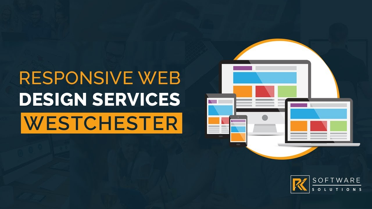 Responsive Web Design Services Westchester | New York Website Design Company - RK Software Solutions