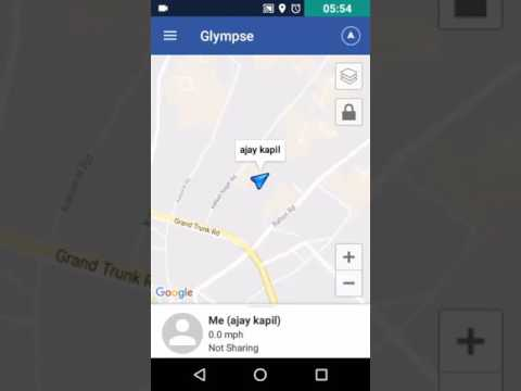 how to track real time mobile GPS location