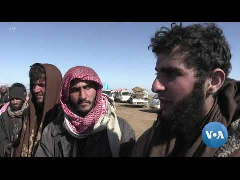 Civilian Exodus Slows Down Advance on IS Last Stronghold in Syria Mp3