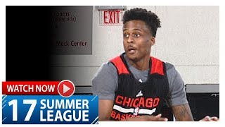 Antonio Blakeney Full Highlights vs Wizards (2017.07.11) Summer League - 23 Pts, 8 Reb