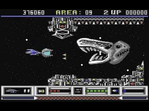 C64 Longplay - Katakis