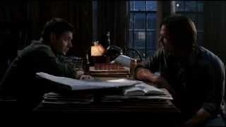 Supernatural Dean Serious Sam