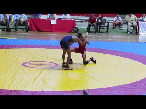 2012 Cadet Pan-American Championships: 46 kg Peru vs. Venezuela