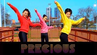 "Q Choreo | Beverly - ""Precious"" / 尊い"