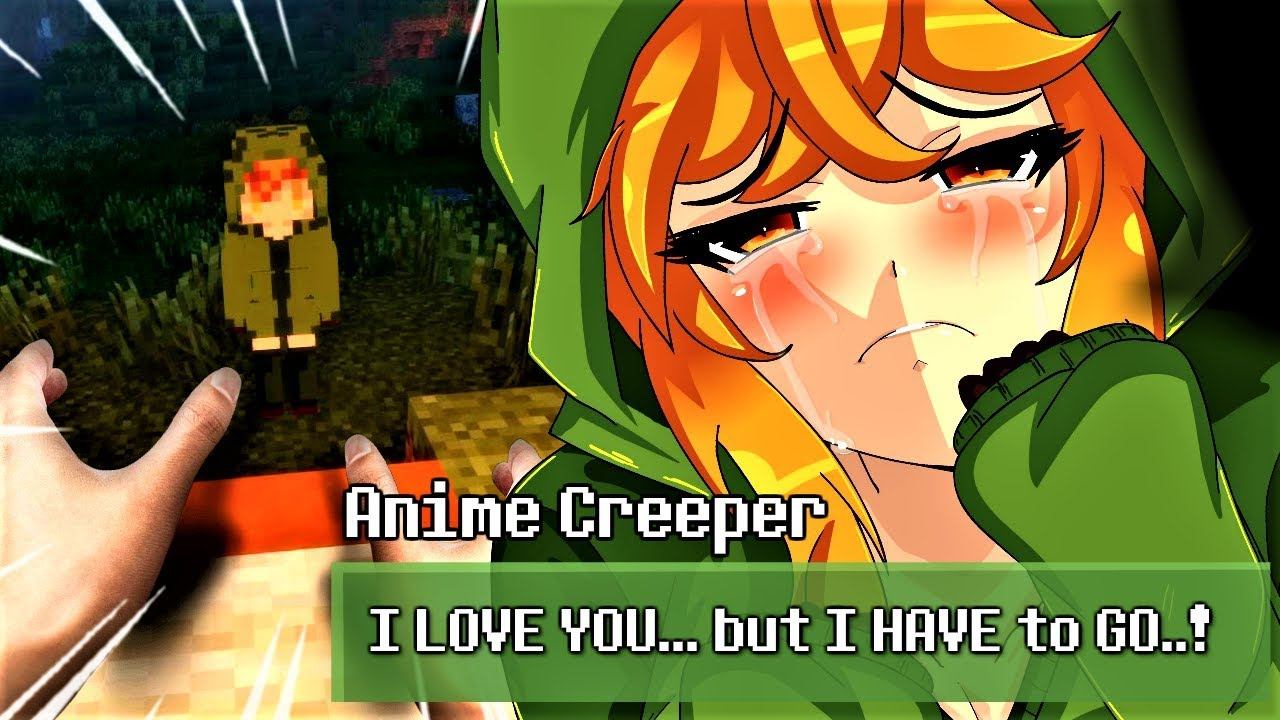 MY CREEPER GIRLFRIEND LEFT ME!?   Minecraft