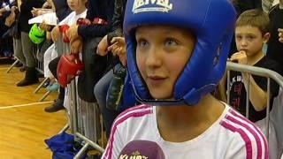 Кикбоксинг Чемпионат Киева 2017