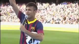 Барселона премьера Неймара