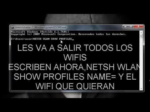 Como Hackear Wifi Sin Programas Youtube