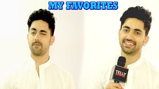 Zain Imam Interview On His Favorites: Holiday Destinations, Food & More