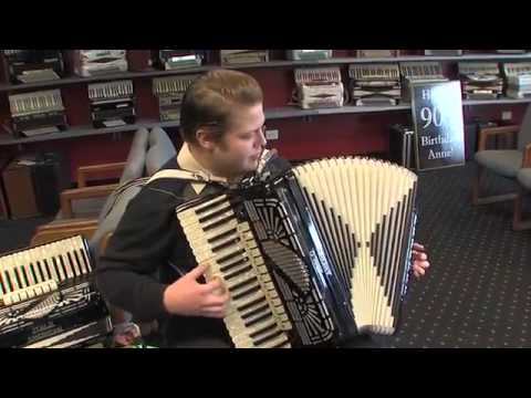 The Oldest Accordion Store in the US