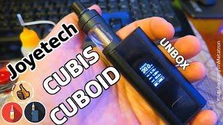первый взгляд - Joyetech CUBOID и CUBIS - Распаковочкинг Обзор