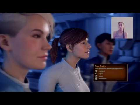 MASS EFFECT Andromeda - Chill Nite Part 1 & 2