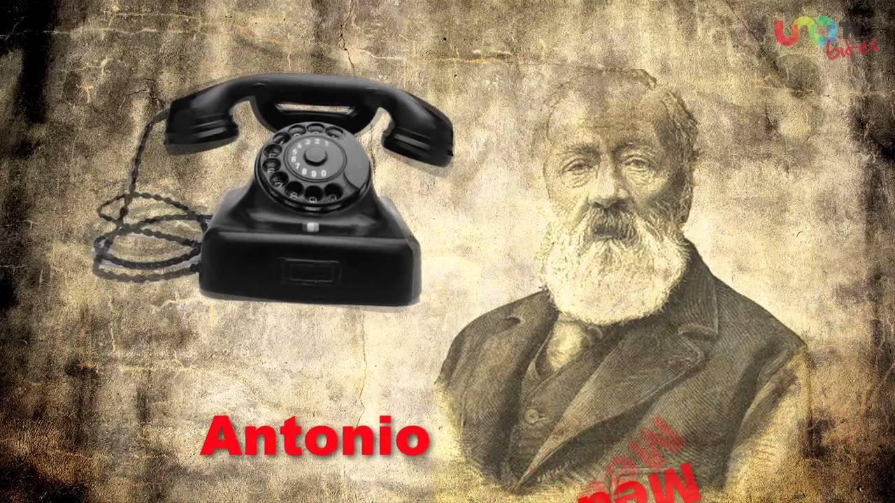 Alexander Graham Bell el supuesto inventor del telfono