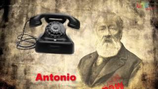 Alexander Graham Bell, el supuesto inventor del teléfono