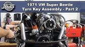 JBugs - 1971 VW Super Beetle - Engine Build Series - Turn