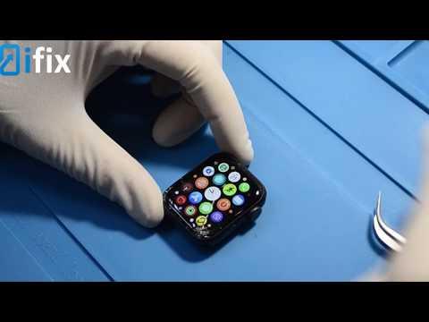 Ремонт Apple Watch Series 5 | Замена стекла на Apple Watch