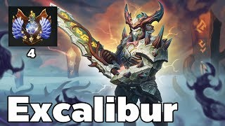 Excalibur Pro Sven Top Tier Dota2
