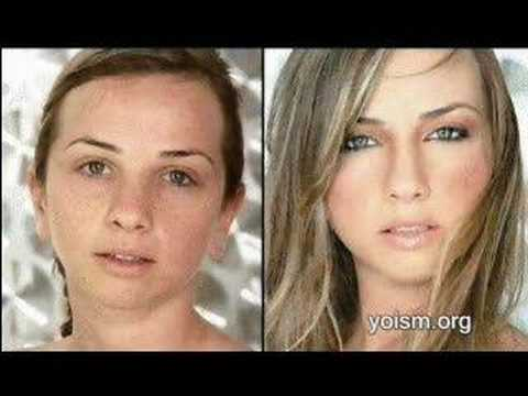 30 Second Makeup Miracle - YouTube