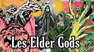 LES ELDERS GODS