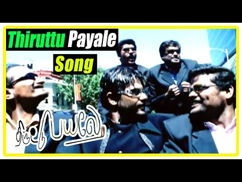Thiruttu Payale Movie Scenes | Thiruttu Payale Song | Jeevan threatens Malavika | Vivek Comedy