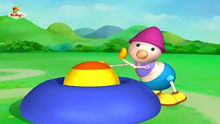 Playground of Toys ¦ Trampoline and More Kids Toys ¦ BabyTV