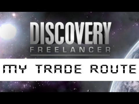 Discovery Freelancer - My Trade Route