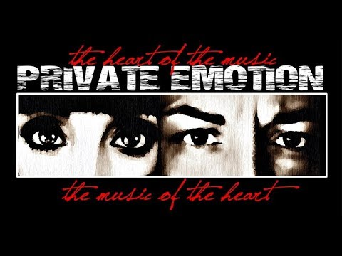 PRIVATE EMOTION (with Lyrics ) Cover By PRIVATE EMOTION