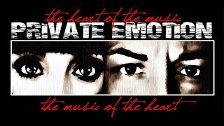 PRIVATE EMOTION With Lyrics Cover By PRIVATE EMOTION