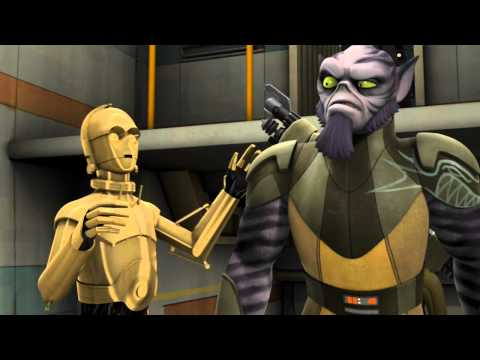 Droids - Star Wars Rebels - Disney XD Official