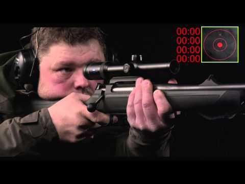 Sauer S404 - Snabbskytte