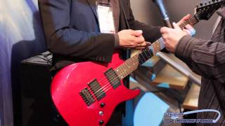 Peavey AT-200 Auto-Tuning Guitar: Hands-On Demo & Playing